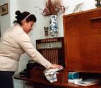 Sólo 2 de cada 3 empleadas de hogar están dadas de alta en Seguridad Social
