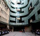 Periodistas de la BBC se bajan el sueldo por la diferencia con el de sus compañeras