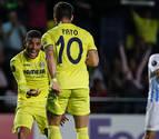 El Villarreal remonta con ciertos apuros para imponerse al Zurich