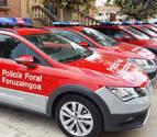 Dos arrestados en San Jorge por tráfico de drogas