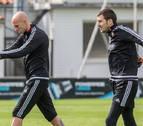 Mario entrena al margen; Digard y Causic, ausentes con permiso del club