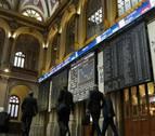 La IBEX pierde el 0,10% y los 8.700, lastrado por Wall Street