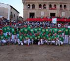33 jóvenes y veteranos del recorte logran 3.000 € para la lucha contra el cáncer