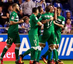El Leganés arrebata el triunfo al Dépor gracias a su efectividad