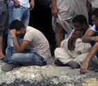 Asciende a 162 el balance de muertos en el naufragio de una embarcación en Egipto