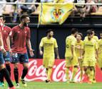 El Villarreal aprovechó los agujeros que le concedió Osasuna