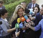 López Negrete no explica una supuesta oferta del Rey Juan Carlos para retirar la acusación