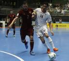 Rusia elimina a Irán y espera el resultado del Portugal-Argentina