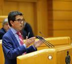 UPN apoya de nuevo una moción en el Senado para suprimir los aforamientos