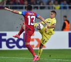 El Villarreal sale vivo de Bucarest