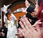 El Papa apuesta por una Iglesia que no piense en su imagen