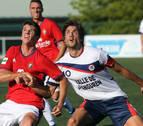 Una jornada con diferentes emociones en el fútbol regional navarro