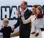 El Príncipe Guillermo deja su trabajo y se muda con su familia a Londres