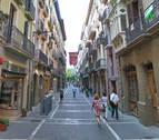 Atropellado un hombre de 27 años en la calle Mayor de Pamplona