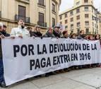 Navarra abonará en enero el 25% de la extra y el resto, a lo largo del año si hay ingresos