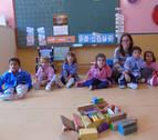 Aprendizaje en un ambiente familiar en el colegio Ntra. Sra. del Rosario (Sartaguda)