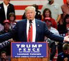 La Fiscalía de Nueva York prohíbe a Trump recaudar fondos para su Fundación