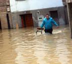 Unidos Podemos pide un plan para evitar inundaciones en Navarra como las de 2015