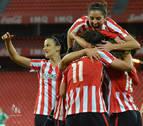 Maite Oroz da el triunfo al Athletic en dieciseisavos de Champions