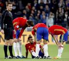 El navarro Nacho Monreal sustituye al lesionado Jordi Alba