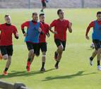 Osasuna terminará el año con 18 jugadores con contrato en vigor