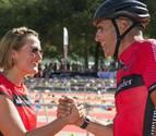 Induráin, Belmonte y Antón competirán en el Barcelona Triathlon by Santander