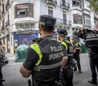 Piden hasta dos años de cárcel a 9 'okupas' de un edificio de Sarasate