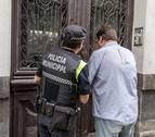 El concejal de Seguridad de Pamplona analizará este lunes el desalojo de Sarasate