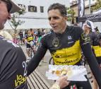 Miguel Induráin y Óscar Freire pedalearán juntos este sábado por Cantabria