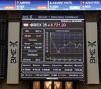 El Ibex repunta un 0,9% y conquista los 8.700 puntos gracias al apoyo de Repsol