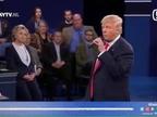 Un montaje de Clinton y Trump cantando a dúo se convierte en hit en la red