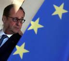Hollande habla con Putin y Merkel para preparar una cumbre sobre Ucrania