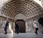 La restauración de la Puerta del Juicio de Tudela se iniciará en otoño