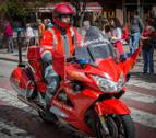 Tres detenidos en Navarra por robar, retener ilegalmente y lesionar a un hombre