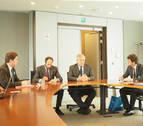 AJE Navarra visita Bruselas en busca de oportunidades para los jóvenes empresarios