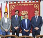 AJE Navarra participa en el I Encuentro de Jóvenes Empresarios en Ólvega