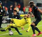 El Villarreal remontó con superioridad un partido perdido