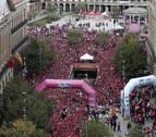 Pamplona acogerá el 29 de octubre la 'Carrera Solidaria contra el Cáncer de Mama'