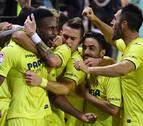 El Villarreal se lleva un partido intenso