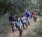 1.300 personas llenan el monte de San Cristóbal