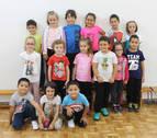Aprendizaje diario en un entorno familiar en el colegio La Balsa (Arróniz)