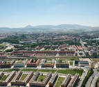 Estos son los cortes de tráfico en Pamplona de este viernes, 14 de septiembre