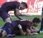 El Eibar sirve su primera derrota al Villarreal de Escribá