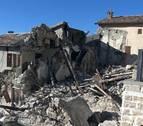 Registrado un terremoto de magnitud 4,8 en el centro de Italia