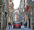 Denunciado en Pamplona por enfrentarse a un grupo y amenazarle con un cuchillo