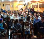 Arguedas acoge la actuación del grupo Caricaturas de Villafranca