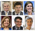Santamaría repite y Cospedal será ministra de Defensa