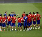 España, a por una victoria que le permita soñar con ser cabeza de serie