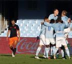 El Celta vuelve a ganar tras remontar al Valencia