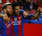 Messi, a Suárez: &quotNo mereces que te echen como lo hicieron